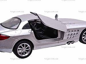 Коллекционная модель SLR Mclaren, 52293A, отзывы