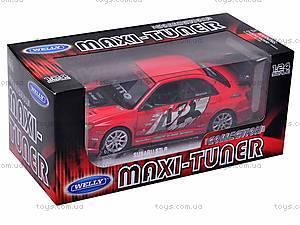 Коллекционная модель Subaru Impreza, 22487S-W, игрушки