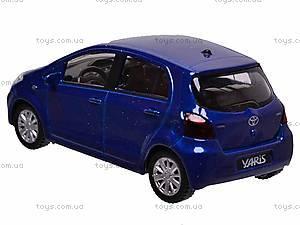 Коллекционная модель Toyota Yaris, 44003CW, отзывы