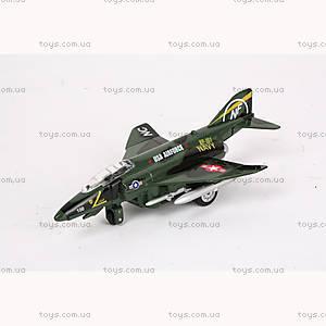 Коллекционная модель «Военный самолет», SL324WB