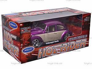 Коллекционная модель Volkswagen Beetle, 22436LR-W, купить