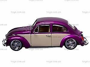 Коллекционная модель Volkswagen Beetle, 22436LR-W, игрушки