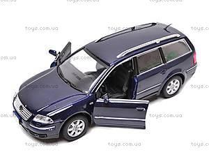 Коллекционная модель Volkswagen Passat Variant, 22427W, отзывы