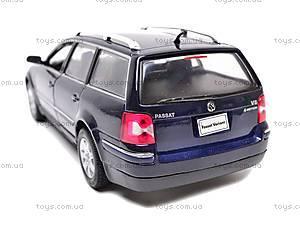 Коллекционная модель Volkswagen Passat Variant, 22427W, игрушки