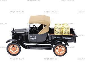 Коллекционная модель1925 Ford, SS-55113A, детские игрушки