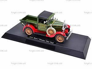 Коллекционная модель1931 Ford, SS-55143B, купить
