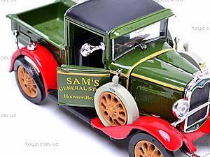 Коллекционная модель1931 Ford, SS-55143B, детские игрушки