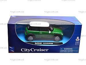 Коллекционная моделька City Cruiser, 19007N, купить