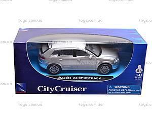 Коллекционная моделька City Cruiser, 19007N, игрушки