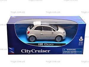 Коллекционная моделька City Cruiser, 19007N, магазин игрушек