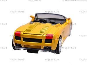 Коллекционная моделька City Cruiser, 19007N, toys.com.ua