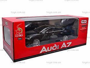 Коллекционная радиоуправляемая машина Audi A7, 971, фото