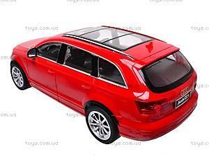 Коллекционная радиоуправляемая машина Audi Q7, 966, игрушки