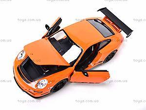 Коллекционная сборная модель Porsche, 22495W, игрушки