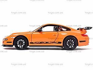 Коллекционная сборная модель Porsche, 22495W, детские игрушки