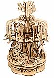 Коллекционная 3D-модель «Карусель» Mr. Play Wood, 10011/06, фото