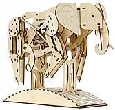 Коллекционная 3D-модель «Слон» Mr. Play Wood, 10004/03, фото