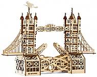 Коллекционная 3D-модель «Тауэрский мост» Mr. Play Wood, 10002/03