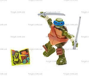 Коллекционная фигурка Mega Bloks «Черепашки-ниндзя», DMX21, фото