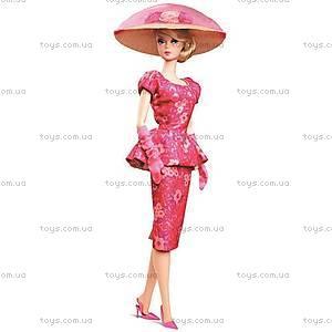 Коллекционная кукла Барби «Цветущий стиль», CGK91