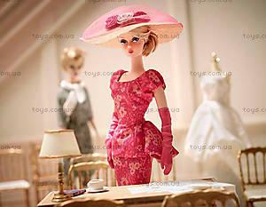 Коллекционная кукла Барби «Цветущий стиль», CGK91, отзывы