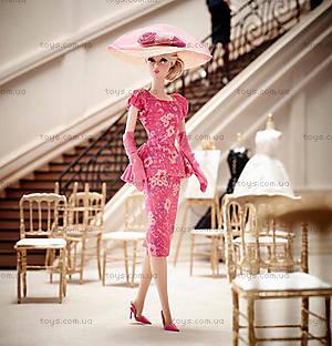 Коллекционная кукла Барби «Цветущий стиль», CGK91, цена