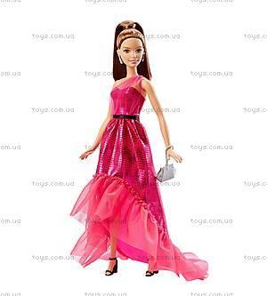 Коллекционная кукла Barbie «Розовая изысканность», DGY69, фото