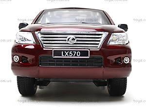 Коллекционная машина на радиоуправлении Lexus LX570, HQ200130, доставка
