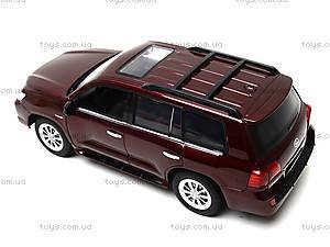 Коллекционная машина на радиоуправлении Lexus LX570, HQ200130, купити