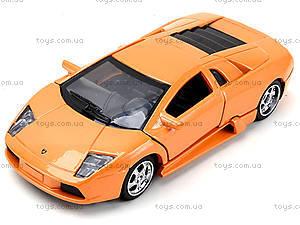 Коллекционная машинка Lamborghini Murcielago, 50233, купить