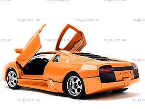 Коллекционная машинка Lamborghini Murcielago, 50233, игрушки