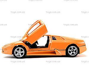 Коллекционная машинка Lamborghini Murcielago, 50233, детские игрушки