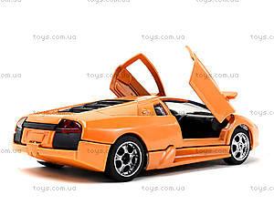 Коллекционная машинка Lamborghini Murcielago, 50233, магазин игрушек