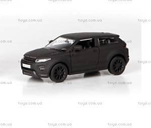 Коллекционная машинка Range Rover Evoque, 554008M