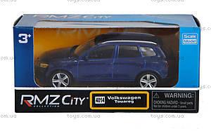 Коллекционная машинка Volkswagen Touareg, 444014, купить