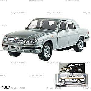 Коллекционная модель автомобиля ГАЗ, 4307W-CIS, купить
