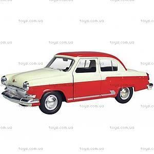 Коллекционная модель GAZ 21 Volga, 34101W-RUS, купить