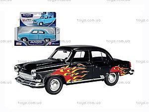 Коллекционный автомобиль GAZ 21 Volga «Пламя», 34111W-RUS