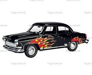 Коллекционный автомобиль GAZ 21 Volga «Пламя», 34111W-RUS, купить