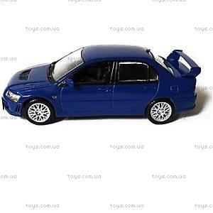 Коллекционная модель автомобиля Mitsubishi Evo, DP5203W