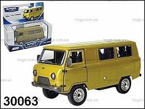 Коллекционный автомобиль UAZ, 30063W-CIS, купить