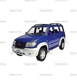 Модель автомобиля Uaz Patriot «Гражданская», 30182W-CIS