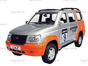 Модель автомобиля Uaz Patriot «Спорт», 30191W-CIS