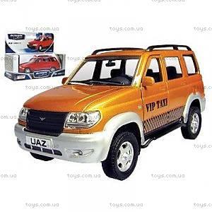 Коллекционная модель UAZ Patriot «Такси», 30189W-RUS
