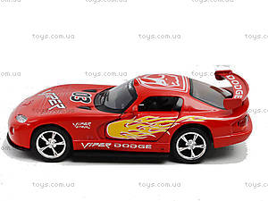 Коллекционная модель «Dodge Viper GT SR», KT5039WF, купити