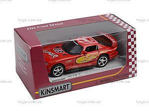Коллекционная модель «Dodge Viper GT SR», KT5039WF, игрушка