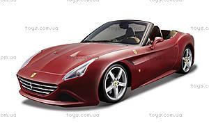 Коллекционная модель Ferrari California T, 18-26002