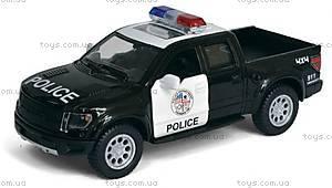 Коллекционная модель Ford F-150 SVT Police, KT5365WP
