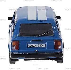 Коллекционная модель Lada 2014 «Спорт», 32682W-RUS, фото