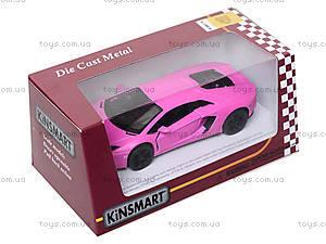 Коллекционная модель Lamborghini Matte, KT5370W, доставка